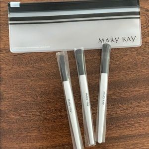 Mary Kay mini eye brush set